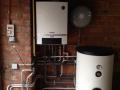 GB162 met vrijstaande inox boiler