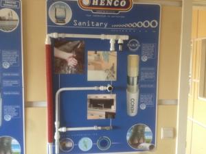 Sanitair - zelfbouwpakketten